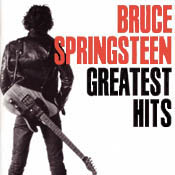 Bruce Springsteen - Greatest Hits album