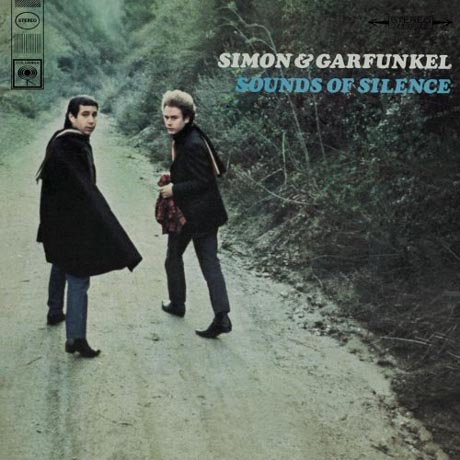 Simon & Garfunkel - Sounds of Silence album